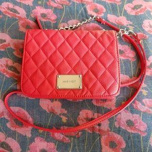 Nine West faux leather crossbody bag